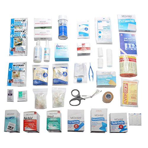 Refill Pack for Restaurant First Aid Kits