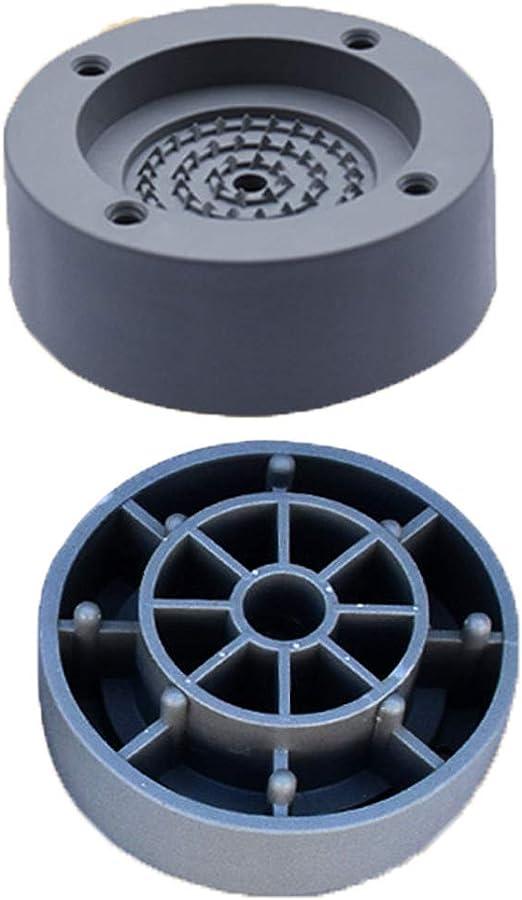 Antid/érapants Amortisseurs de Vibrations en Caoutchouc 12 Pack MNBVH Tapis Anti-Vibration pour Machine /à Laver Patins Bruit Anti pour Tapis Roulant