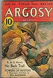 img - for Argosy (1932, Jul 30) book / textbook / text book