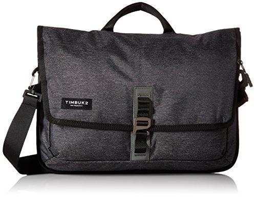 Timbuk2 Transit Briefcase, OS, Jet Black Static, One Size