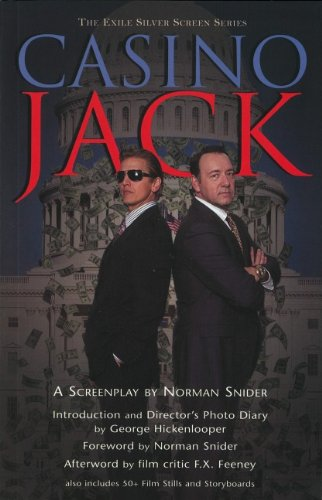 Read Online Casino Jack: A Screenplay by Norman Snider (Exile Silver Screen Series) pdf epub