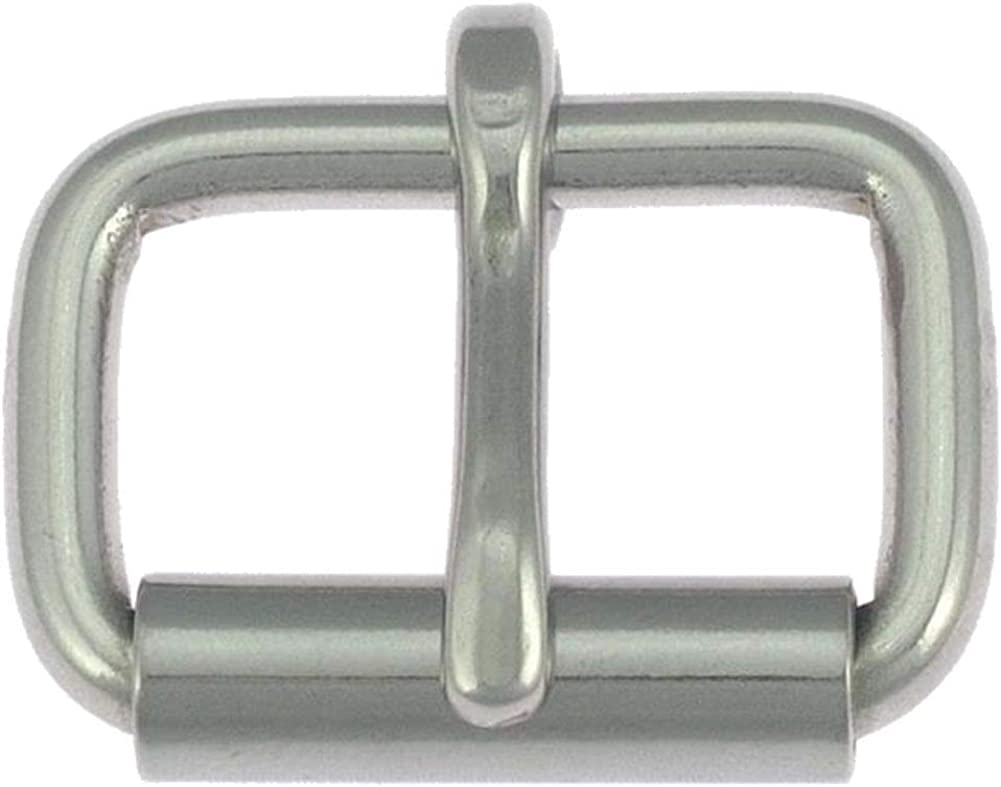 Roller Belt Buckle Stainless Steel Sizes from 13mm to 50mm