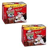 Horizon Organic Chocolate Lowfat Milk 8 fl. oz., 6 count (Pack of 2)