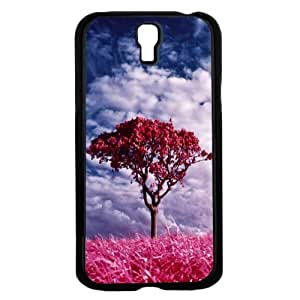 The Pink Tree That Stands Alone Hard Snap on Phone Case (Galaxy s4 IV)