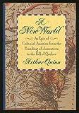 A New World, Arthur Quinn, 0571198376