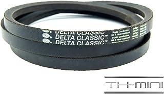 Cinghia trapezoidale profilo a 13X 830Li 860LW/LD 880la Gates Delta Classic a32.5