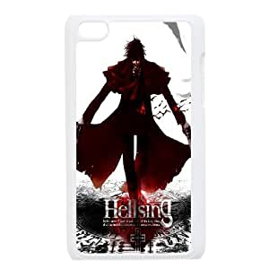 Customization Personalised Phone Case Hellsing Alucard For Ipod Touch 4 NP4K03572