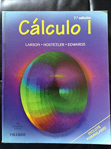 Calculo I 7/e: 1 por Larson,Hostetler,Edwards