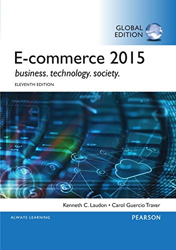 E Commerce Kenneth C Laudon Ebook