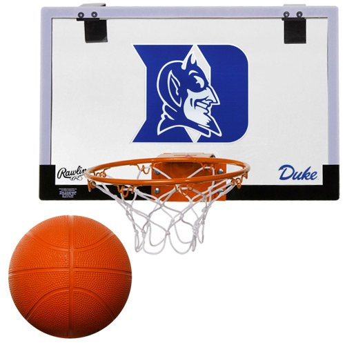 NCAA Duke Blue Devils Game On Hoop Set by Rawlings