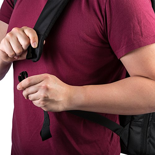 Speck Products Mighty Pack Plus Checkpoint-Friendly Backpack for Laptops & Tablets up to 15'' by Speck (Image #6)'