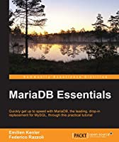 MariaDB Essentials Front Cover