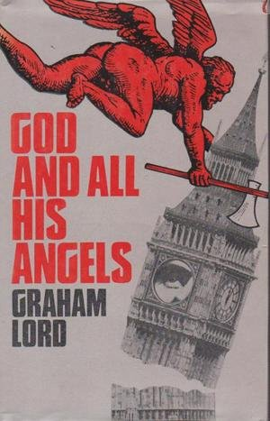 book cover of God And All His Angels