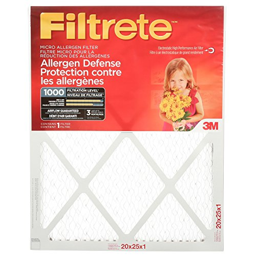 Filtrete Allergen Defense Filter 2 Pack product image