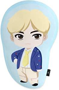 NARA HOME DECO BTS Character Official Merchandise BTS Character Soft Cushion Jin