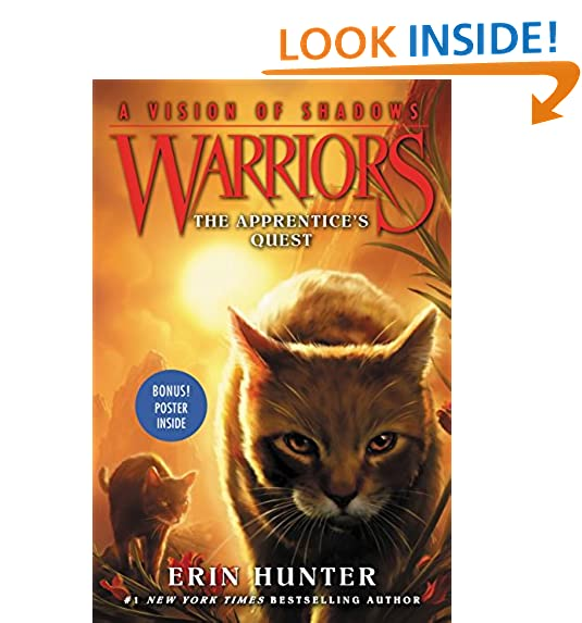 Warrior Cats A Vision Of Shadows Book 1: Warrior Cat: Amazon.com