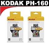 Kodak PH160 Media Cartridge for Kodak EasyShare Printer Docks (2 packs)