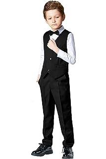 Amazon.com: Fersumm - Traje de 5 piezas para niño: Clothing