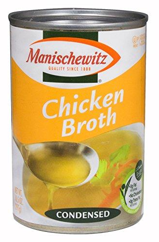 Manischewitz Chicken Broth, 10.5 Ounce (Pack of 12) ()