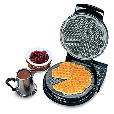 Chef's Choice WafflePro Heart Waffle Iron from Chef's Choice Kitchen Electrics