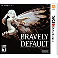 Bravely Default - Nintendo 3DS - Standard Edition