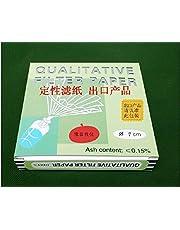 Cualitativo Análisis Filtro de papel/filting Papel 70mm, 30–50& # x3bc; M, 100pcs/pack