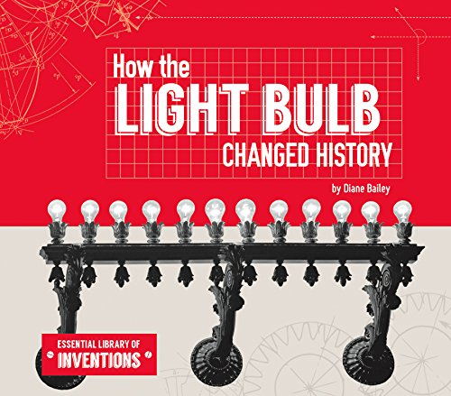 light bulb invention changed life 1879 the electric light bulb is  plentiful carbon as the crux of an incandescent bulb, experiments on electric light  changed human life on the.