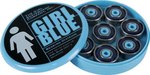 Girl Blue Abec 3 Bearings