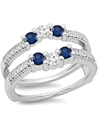 14k - Wedding Ring Enhancers