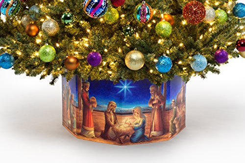 StandUP Tree Skirt - Nativity ()