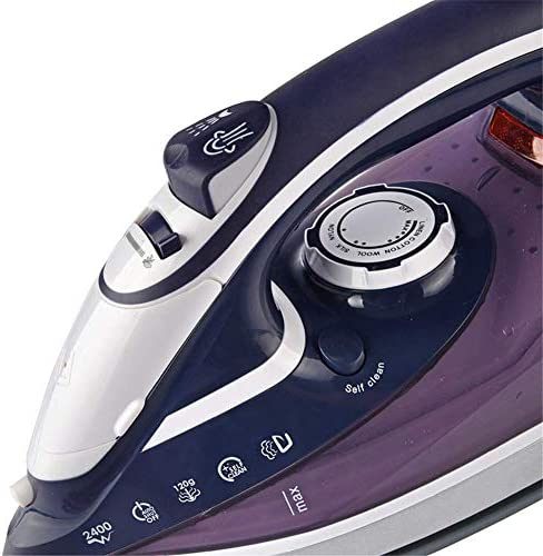 Leilims Household steam iron handheld hanging electric iron with wet and dry use Clothes Steamer portable Garment Steamer for home office