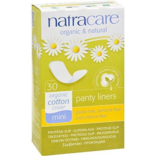 Natracare Panty Shields 30 per box, 3 boxes (90 Shield Total)