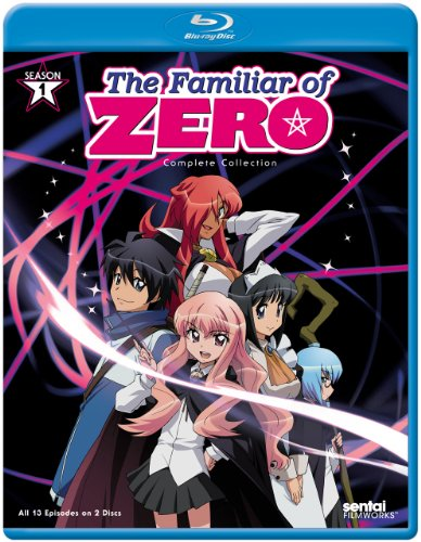Familiar of Zero: Season 1 [Blu-ray]