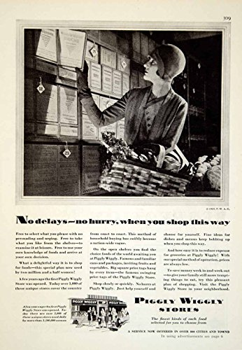 1929-ad-piggly-wiggly-grocery-stores-shopping-food-roaring-twenties-fashion-ygh2-original-print-ad