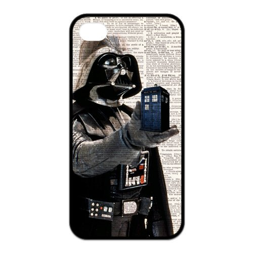 Fayruz- Doctor Who Protective Hard TPU Rubber Cover Case for iPhone 4 / 4S Phone Cases A-i4K180