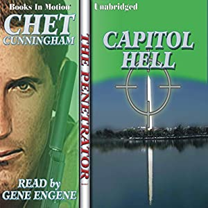 Capitol Hell Audiobook