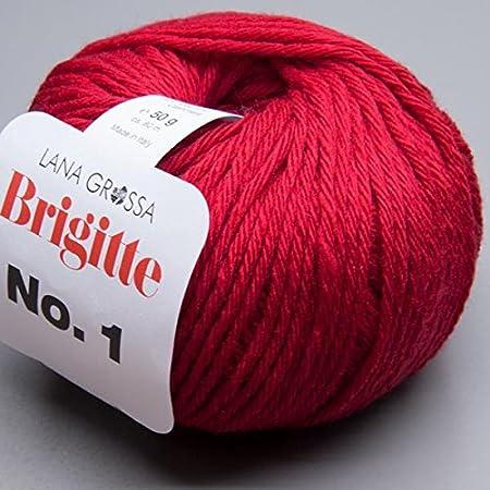 Fb 11 natur 50 g Brigitte No 1 Wolle Kreativ Lana Grossa