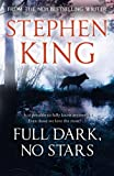 Front cover for the book Full Dark, No Stars by Stephen King
