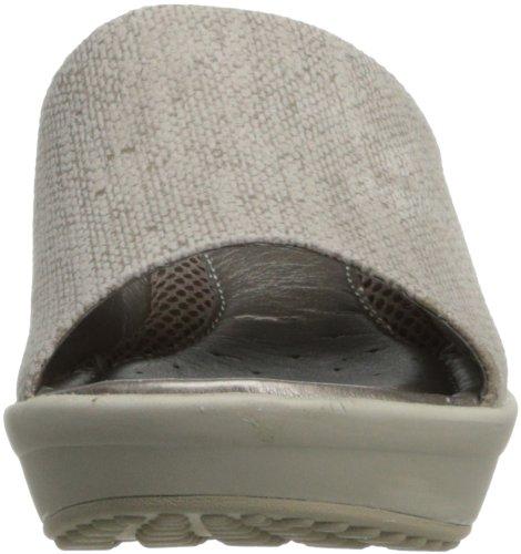 Esprit Facile Femmes Corvina Wedge Sandale Lumière Taupe