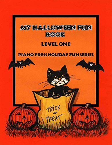My Halloween Fun Book Level One by Elizabeth C. Axford et al (2009-09-01) -