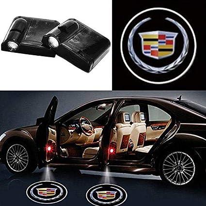 Amazon Com Alichee Led Wireless Car Door Welcome Laser Projector