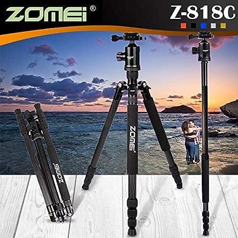 Zomei Z818C - Trípode y monopié para cámaras réflex Digitales ...