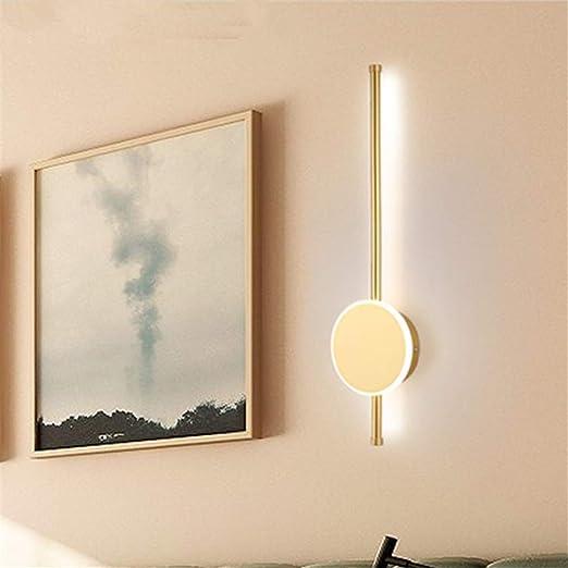 Modern Bathroom LED Mirror Front Makeup Wall Light Vanity Lamp 100/% Waterproof