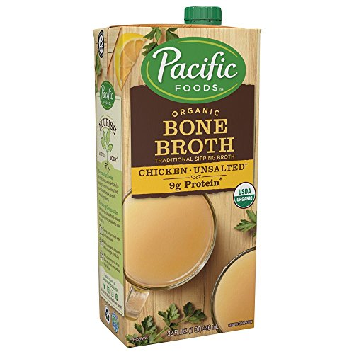 Pacific Foods Organic Chicken Bone Broth, 32oz.