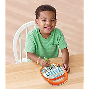 VTech Early Education Toy Write and Learn Touch Tablet Music Toy for Kids