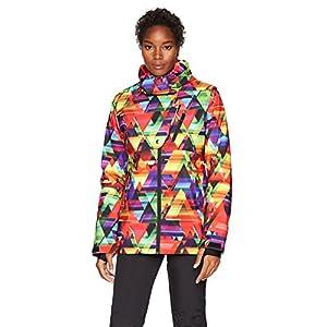 APTRO Women's Ski Jacket Waterproof Fashion Snowboard Coat Windproof Mountain Rain Jacket
