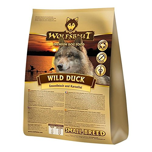 Wolfsblut Wild Duck Small Breed, 1er Pack (1 x 2 kg)