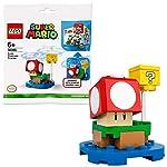 LEGO-Mario-Sorpresa-del-Super-Fungo-Pack-di-Espansione-Gioco-71360-Giocattolo-Set-di-Costruzioni-30385