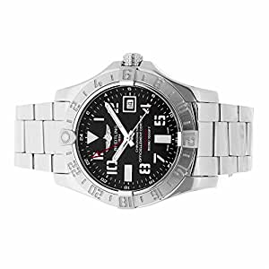 Breitling Avenger II automatic-self-wind mens Watch A32390 (Certified Pre-owned)