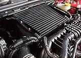 Mishimoto MMTMIC-WRX-15XBK Black Subaru WRX